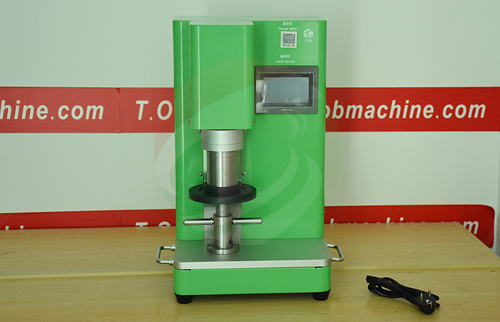 Dual-Shaft Lab Planetary Vacuum Mixing machine