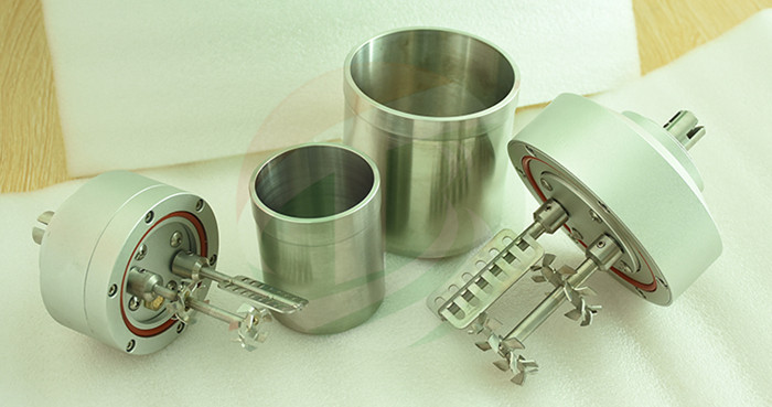 Dual-Shaft Lab Scale Planetary Vacuum Mixer