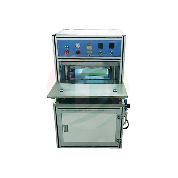 lithium pouch battery hot pressing machine