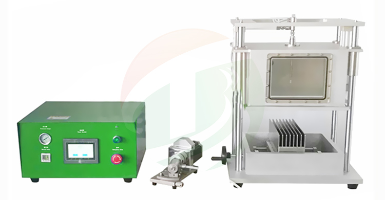 Vacuum Diffusion Chamber with Filling Machine