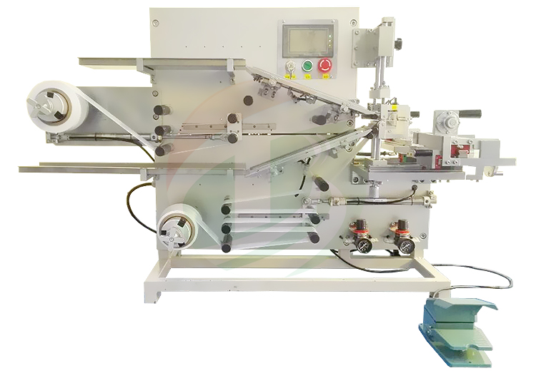 Battery Winding Machine
