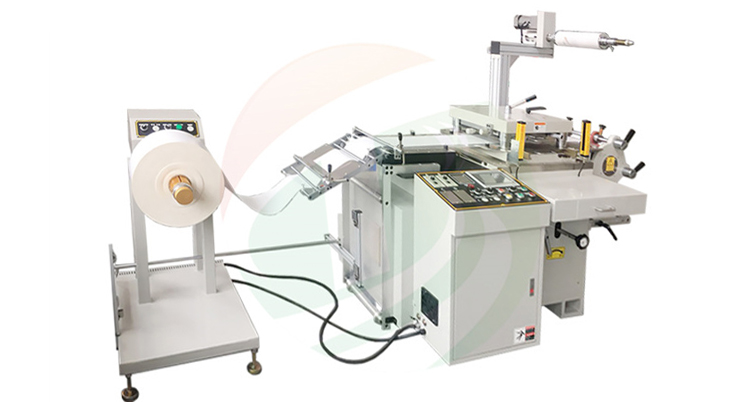 electrode cutting machine