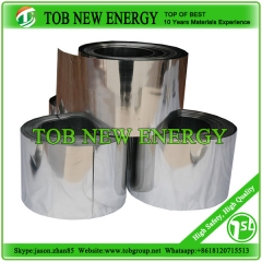 High purity Nickel foil roll