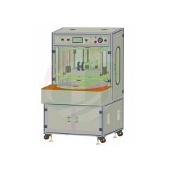 Turntable secondary sealing machine