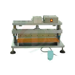 Pouch Cell Edge Cutting Machine