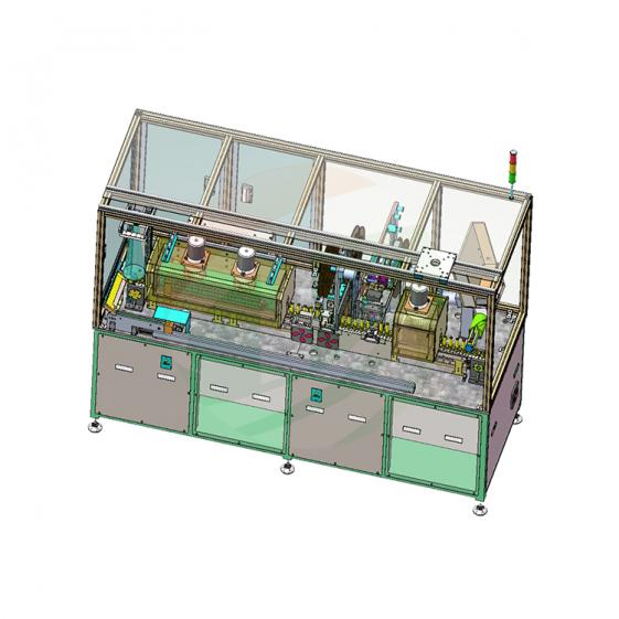 Battery Shrink Wrap Machine