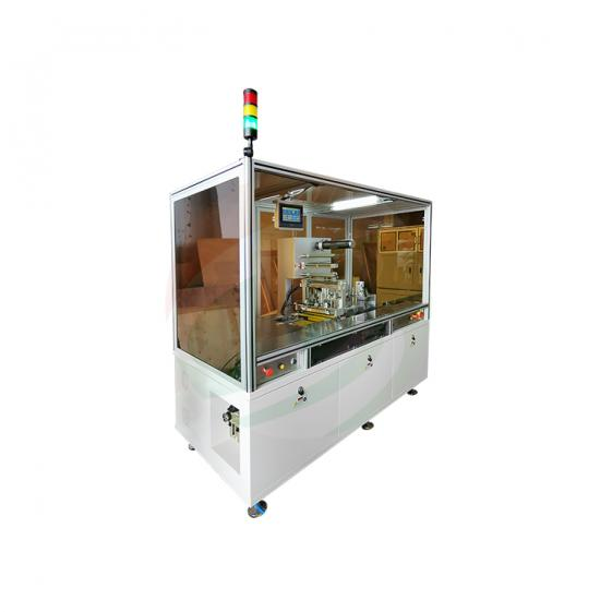 Battery PET Film Wrapping Machine